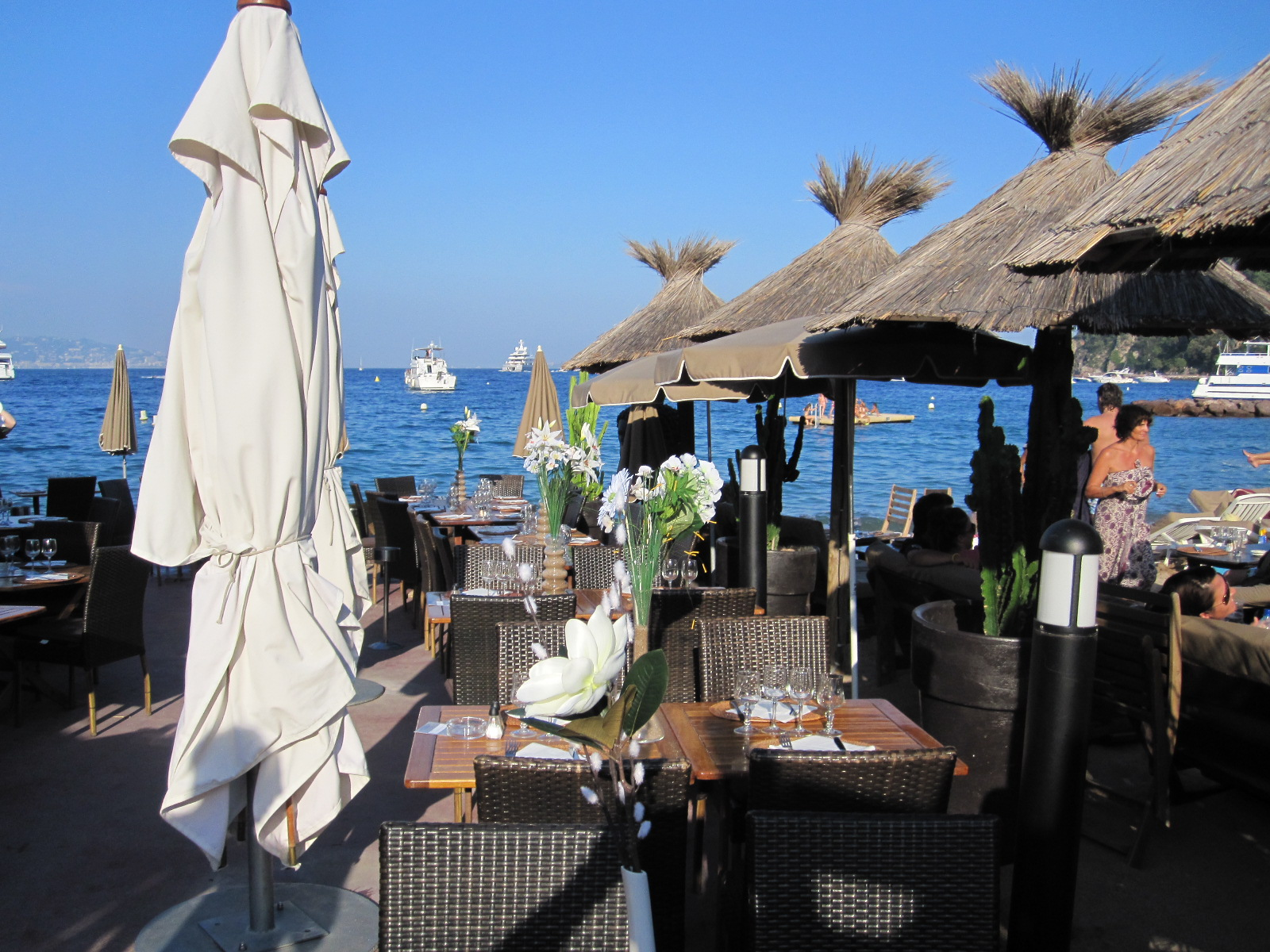Beachclub Marco Polo op loopafstand